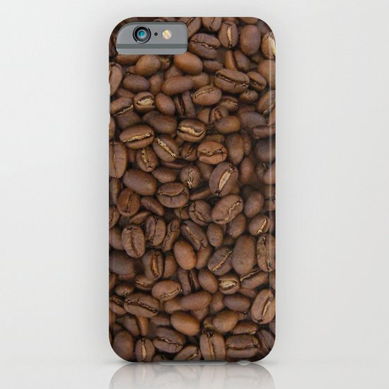 Coffee Beans iPhone & iPod Case
