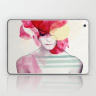 Laptop & iPad Skin featuring Bright Pink - Part 2  by Jenny Liz Rome