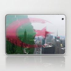 NYC Algeria Panorama Laptop & iPad Skin
