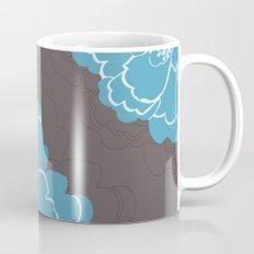 Autumn Peony Mug