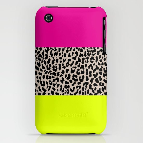 Leopard National Flag X iPhone & iPod Case