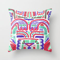 Trailer Jams Vol. 1 Throw Pillow