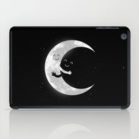 Moon Hug iPad Case