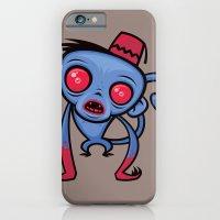 Zombie Monkey iPhone 6 Slim Case