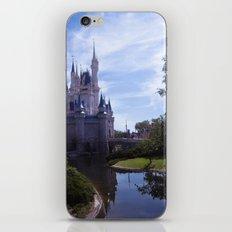 Cinderella's Castle iPhone & iPod Skin