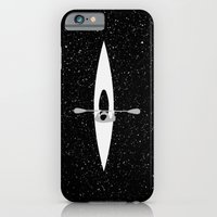 iPhone & iPod Case featuring Into the galaxy by KARAM