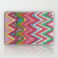 Peruvian Waves Laptop & iPad Skin