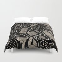 - Cosmophobic Cow - Duvet Cover