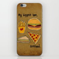 My Biggest Love iPhone & iPod Skin