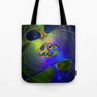 Funny Colours Tote Bag