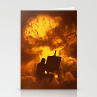 Disasterpiece Stationery Cards