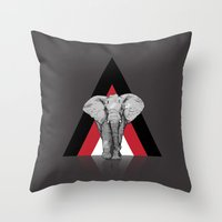 Because I Can't Forget Throw Pillow