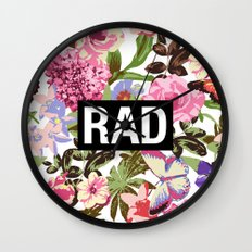 RAD Wall Clock