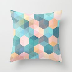 Child's Play 2 - Hexagon… Throw Pillow