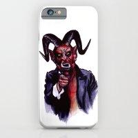 Uncle Satan iPhone 6 Slim Case
