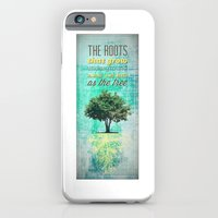 iPhone & iPod Case featuring Roots of the Tree by Tyro