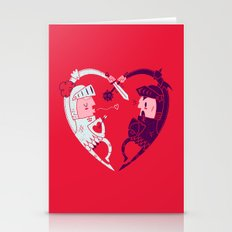All Is Fair In Love And … Stationery Cards