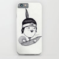 iPhone & iPod Case featuring Apache Kid by Topiz