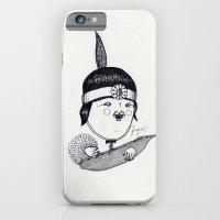 Apache Kid iPhone 6 Slim Case