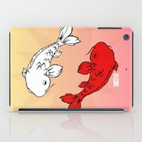 Dub Koi! iPad Case