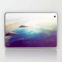 Morning Plane Laptop & iPad Skin