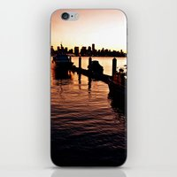 A View From The North Shore iPhone & iPod Skin