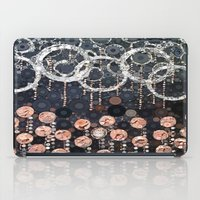 :: Peach Mimosa :: iPad Case