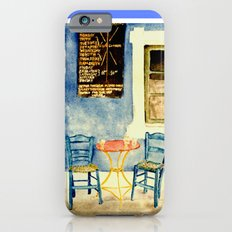 Greek memories No. 2 Slim Case iPhone 6s