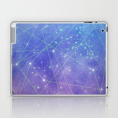 Map of the Stars Laptop & iPad Skin