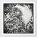 MYSTIC TREE | INST'ART Art Print
