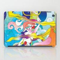 King Triton's Daughter iPad Case