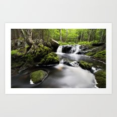 There's a Place - Annapolis Valley, Nova Scotia Art Print