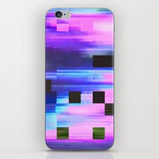 scrmbmosh30x4a iPhone & iPod Skin