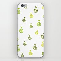 Roots Pattern iPhone & iPod Skin