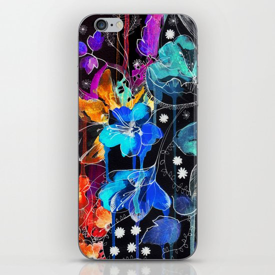 Lost in Botanica II iPhone & iPod Skin