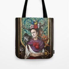 Frida kahlo Tote Bag