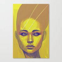 Gold Canvas Print