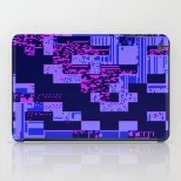 Taintedcanvas165 iPad Case