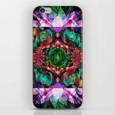 Acid Rose iPhone & iPod Skin