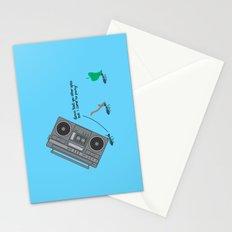 dunno 'bout you other ants, but I came to party! Stationery Cards
