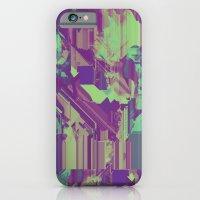 Glitchy 1 iPhone 6 Slim Case