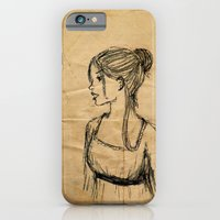 Elizabeth Bennet iPhone 6 Slim Case