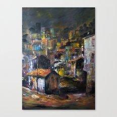 Fikirtepe-İstanbul Canvas Print