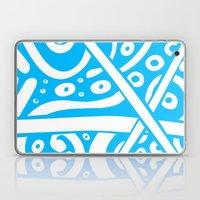 Crossroads Blues Laptop & iPad Skin