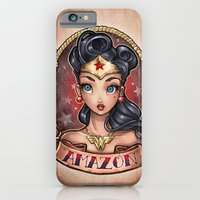 Amazon Pinup iPhone 6 Slim Case