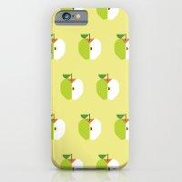 Fruit: Apple Golden Delicious iPhone 6 Slim Case