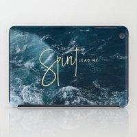 Spirit Lead Me iPad Case