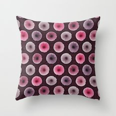 TOP MUSHROOMS Throw Pillow