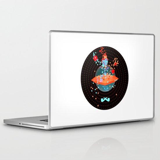 Portal. Laptop & iPad Skin