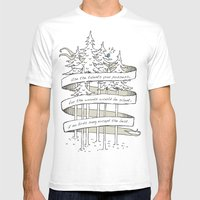 Use Your Talents Mens Fitted Tee White SMALL